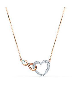 SWAROVSKI(Women)/スワロフスキー SWA INFINITY:NECKLACE H&I CRY/CZWH/MIX ネックレス