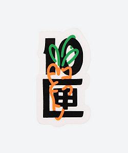Carrots/キャロッツ 10匣コラボステッカー