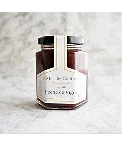 <ル・マ・デ・コンフィチュール>/ル・マ・デ・コンフィチュール ★フランス産ぶどう畑の赤い桃