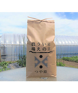 山形<井上農場>/イノウエノウジョウ ★【産直】つや姫5kg 特別栽培米