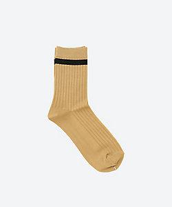 Un-Demi/アンドゥミ line socks