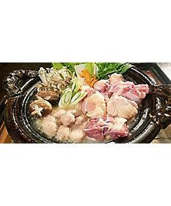 ★【産直】熊本<天草大王>地鶏天草大王鍋セット