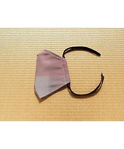 日根野勝治郎商店/ヒネノカツジロウショウテン KINUMASK+ 角型 柄