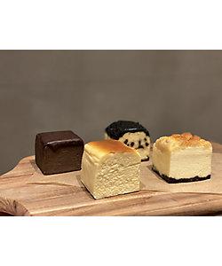 福岡<KAKA cheesecake store>/カカチーズケーキストア ★【産直】チーズケーキ4種食べ比べセット