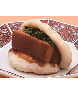 福岡<福新楼>/フクシンロウ ★【産直】冷凍豚三枚肉の角煮蒸しパン付き