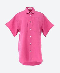 DOMENICO+SAVIO(Women)/ドメニコアンドサヴィオ short sleeve shirt