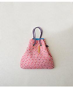 Charmant sac/シャルマントサック 巾着 ピンク