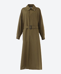 THE RERACS(Women)/ザ・リラクス BAL COLLAR SHIRT COAT
