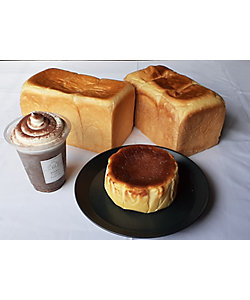 北海道小樽市<小樽タイムズガーテン>/オタルタイムズガーテン ★【産直】極上食パン&スイーツの贅沢セット