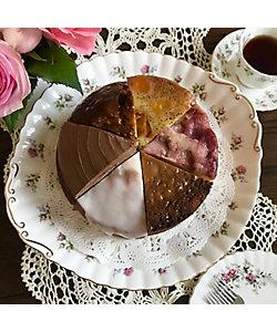 <ベリーズ ティールーム>/ベリーズ ティールーム ★ケーキ6種セット+ティーバッグ6種セット