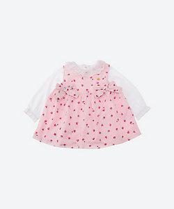 KATE SPADE NEW YORK (Baby&Kids)/ケイト・スペード ニューヨーク キッズ ドレス&ブラウスセット