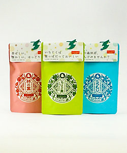 NIIGATA 越品/ニイガタ エッピン 【越品】Brillian/ブリリアン さどのめぐみっ茶3種セット