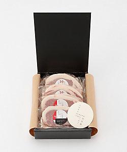 氷温熟成 氷室豚/ヒョウオンジュクセイヒムロブタ 氷温熟成 氷室豚 ロースステーキ食べ比べセット(14日熟成、30日熟成)