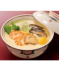 16207 海老と帆立の海鮮茶碗蒸しの素