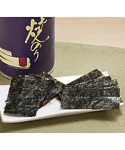 19116 <朝倉海苔店>有明海産カット焼き海苔 3缶