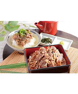 28107 牛肉商「徳志満」 近江牛ひつまぶし 1箱