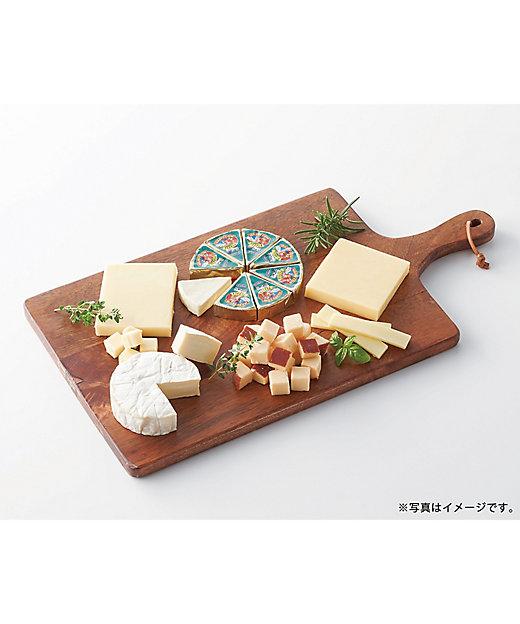 <チーズ・オン ザ テーブル/チーズ・オン ザ テーブル> 輸入チーズ詰合せ【三越伊勢丹/公式】