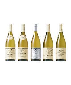 06.シャブリを含む<ルイ・ジャド>おすすめ白ワイン5本セット