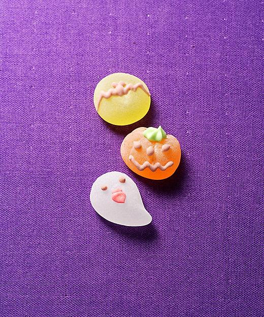 <俵屋吉富/タワラヤヨシトミ> 京都/糖蜜ボンボン「Happy Halloween」(和菓子)【三越伊勢丹/公式】