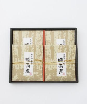 <肉の上杉> 米沢牛時雨煮詰合せ<三越・伊勢丹/公式>