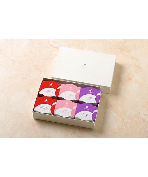 <サン・フルーツ> フルーツゼリー 6個入(洋菓子)【三越・伊勢丹/公式】