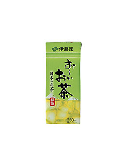 伊藤園/イトウエン 【店頭お受け取り商品】26.おーいお茶 250ml