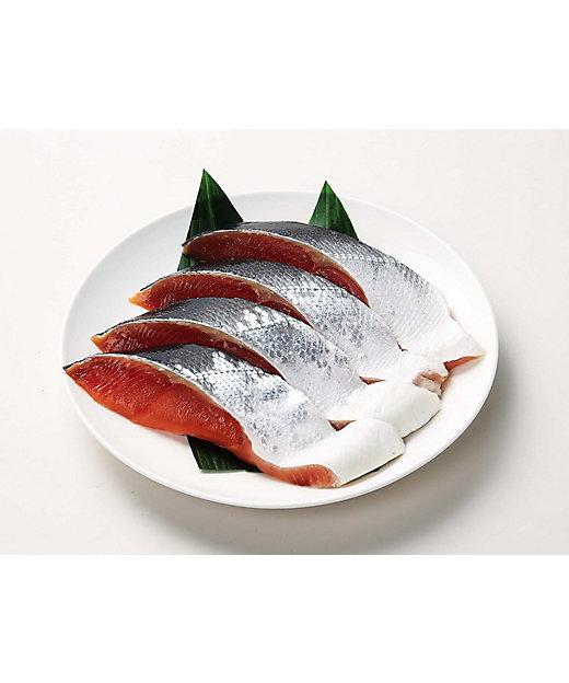 北海道産 大時鮭甘塩味(1切)【三越伊勢丹/公式】