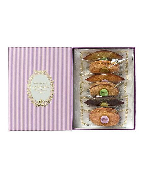 <ラデュレ> コフレ・フィナンシェ・エ・ダックワーズ 6個入り(洋菓子)【三越・伊勢丹/公式】