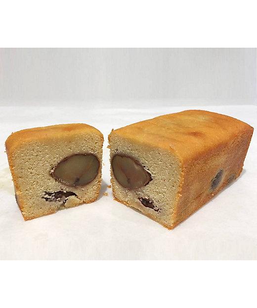 <ブールミッシュ/ブールミッシュ> 和栗のパウンドケーキ(洋菓子)【三越伊勢丹/公式】