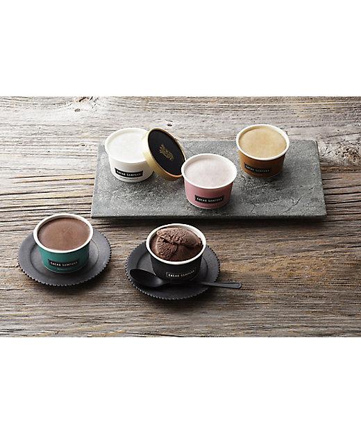 <CACAO SAMPAKA/カカオサンパカ> アイスギフト 12個セット(洋菓子)【三越伊勢丹/公式】