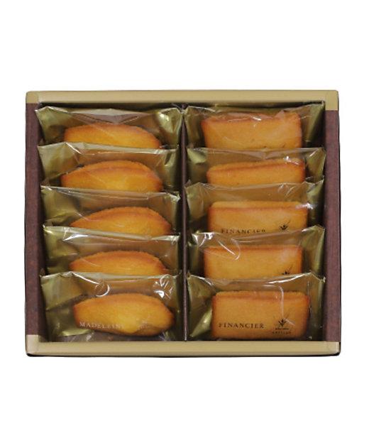 <ブールミッシュ/ブールミッシュ> マドレーヌ&フィナンシェ 10個入(洋菓子)【三越伊勢丹/公式】