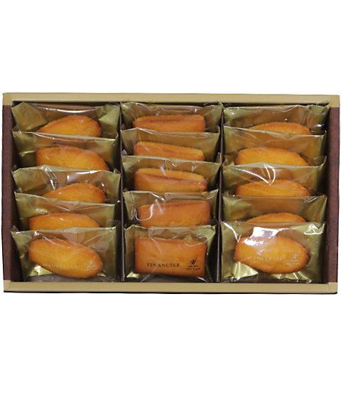 <ブールミッシュ> マドレーヌ&フィナンシェ 15個入(洋菓子)【三越・伊勢丹/公式】
