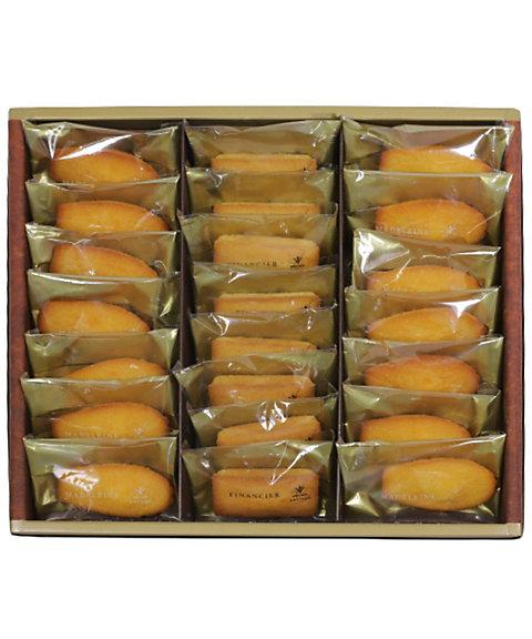<ブールミッシュ> マドレーヌ&フィナンシェ 22個入(洋菓子)【三越・伊勢丹/公式】