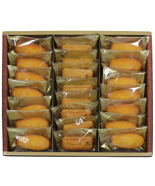 <ブールミッシュ/ブールミッシュ> マドレーヌ&フィナンシェ 22個入(洋菓子)【三越伊勢丹/公式】
