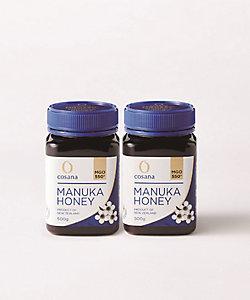 マヌカハニーMGO550+ 2個セット