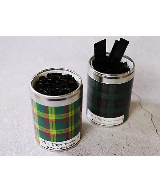 限定のりチップス2缶セット(マクミラン/ブラックウオッチ)