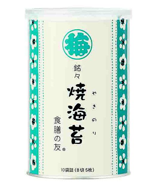 <山本海苔店/ヤマモトノリテン> 食膳の友 焼海苔 小缶【三越伊勢丹/公式】