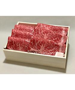 片葉三/カタバミ 黒毛和牛 ロース すき焼・焼肉用