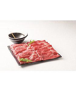 片葉三/カタバミ 飛騨牛 肩ロース すき焼・焼肉用(自宅用)