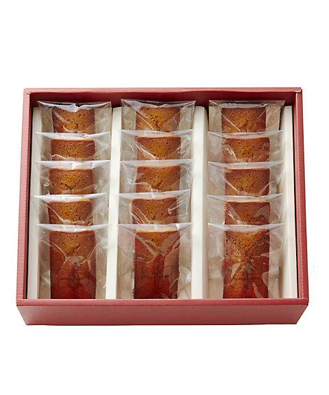 <ノワ・ドゥ・ブール/noix de beurre> フィナンシェ15個入(洋菓子)【三越・伊勢丹/公式】
