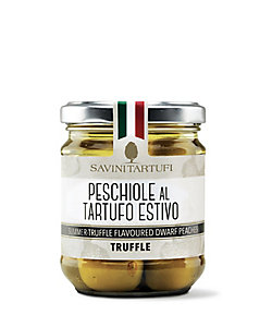 【父の日】イタリア小桃のトリュフオイル漬け