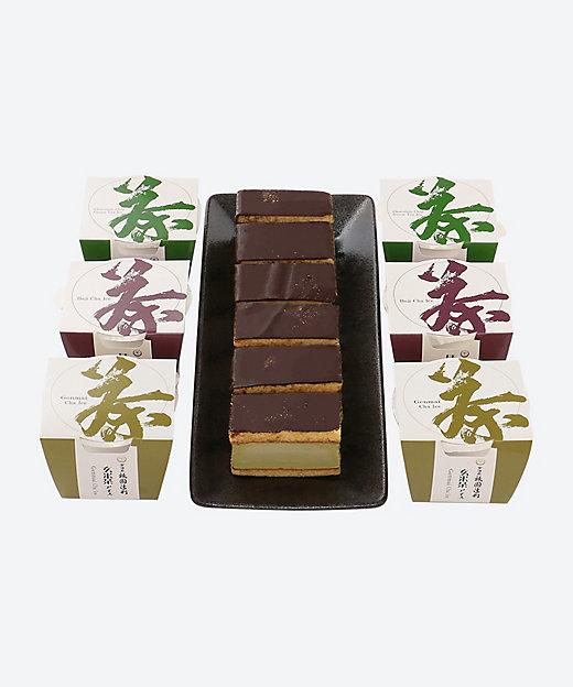 京都「祇園辻利」 茶匠アイスセットA(5種計12個入り)