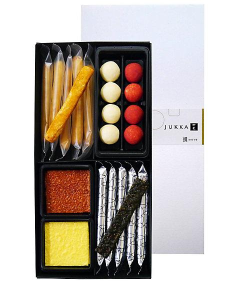 <十火 JUKKA> 撰 soroe (丸・恵・芯・箔)(和菓子)【三越・伊勢丹/公式】