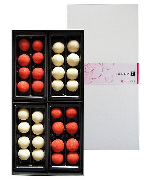 <十火 JUKKA> 丸 maro 和三盆・苺M(和菓子)【三越・伊勢丹/公式】