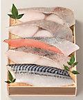 <三越・伊勢丹/公式> 魚介味淋粕漬詰合せ セ3A