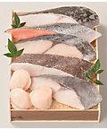 <三越・伊勢丹/公式> 魚介味淋粕漬詰合せ 銀セ5A