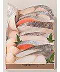 <三越・伊勢丹/公式> 魚介味淋粕漬詰合せ セ10A