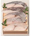 <三越・伊勢丹/公式> 魚介味淋粕漬詰合せ ゼン3A7