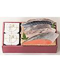 <三越・伊勢丹/公式> 魚介味淋粕漬・海山潤味詰合せ ツ5A