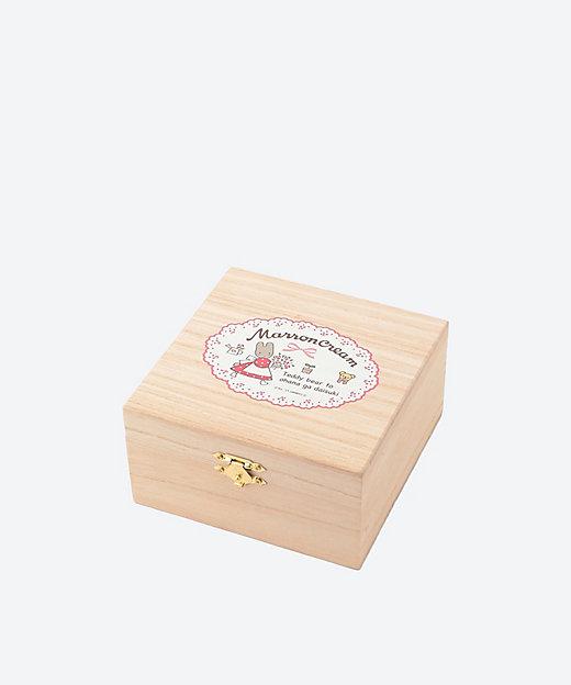マロンクリーム木箱セット